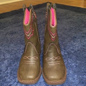 Other - New never worn cowboy boots for toddler girls